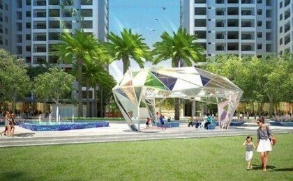 Chung cư đẳng cấp quốc tế Diamond của dự án GoldMark City