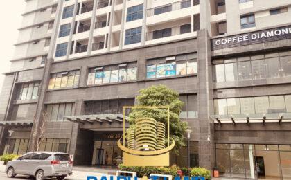 Tòa Diamond Chung cư TNR GoldMark City