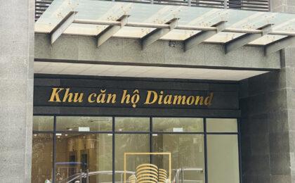 Giới thiệu căn 3 phòng ngủ tòa Diamond GoldMark City