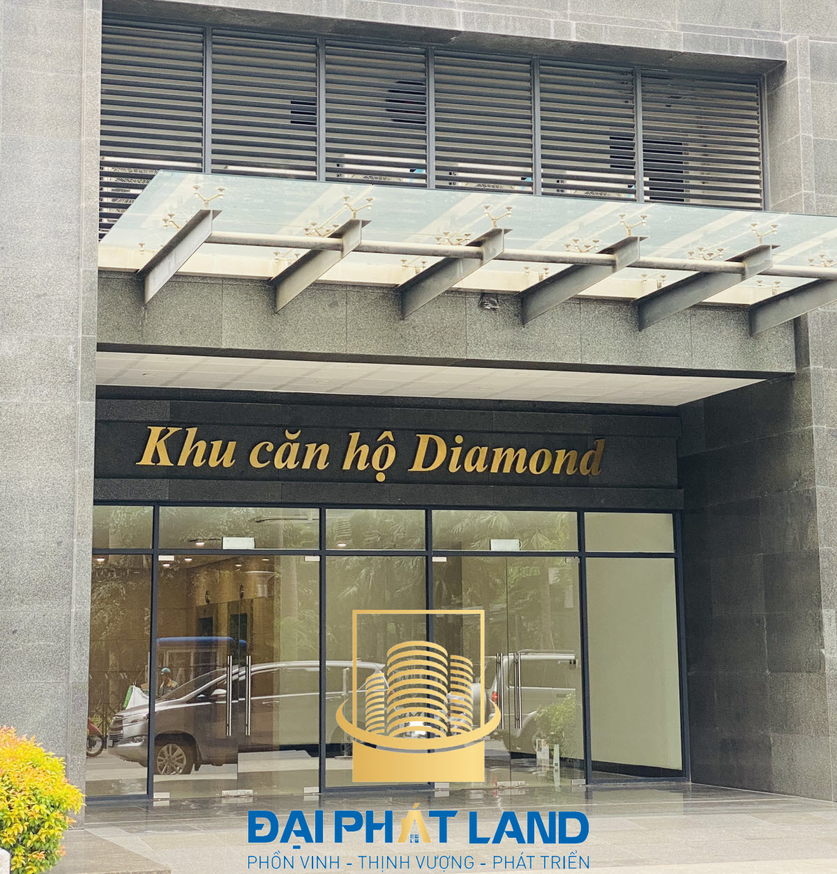 Tòa Diamond Goldmark City
