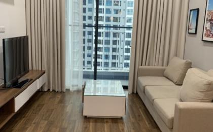 Căn hộ 2 phòng ngủ S4 Goldmark City cho thuê