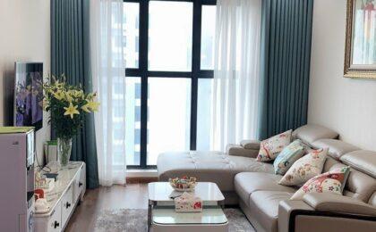 Bán căn hộ 2PN full đồ dự án Goldmark City