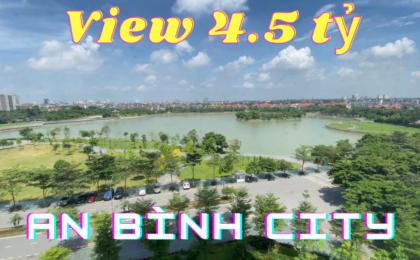 An Bình City căn hộ 3 phòng ngủ tòa A8 full nội thất view tuyệt đẹp giá 4ty5