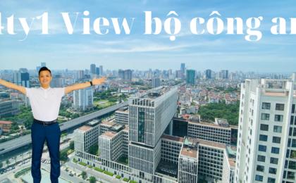 An Bình City – 3 ngủ View trọn Bộ Công An hướng Nam siêu mát